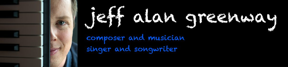 Jeff Alan Greenway – Composer